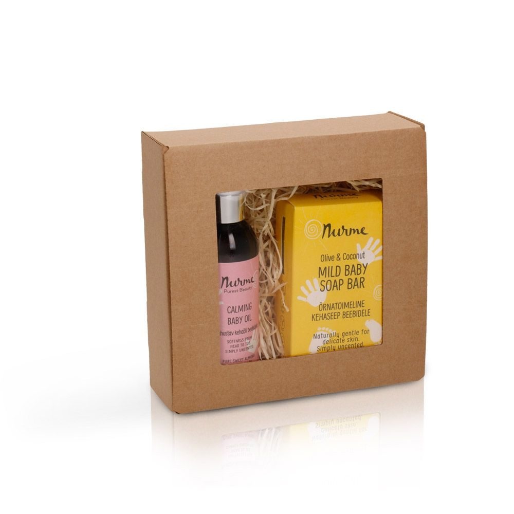 Baby Body Care Kit SMALL