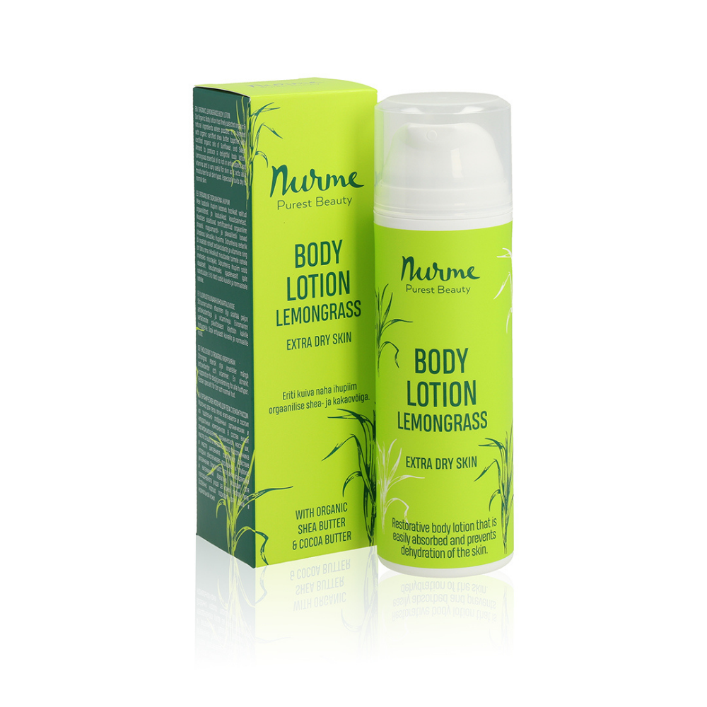 lemongrass body lotion
