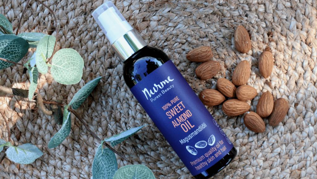 Beauty wizard - Sweet almond oil