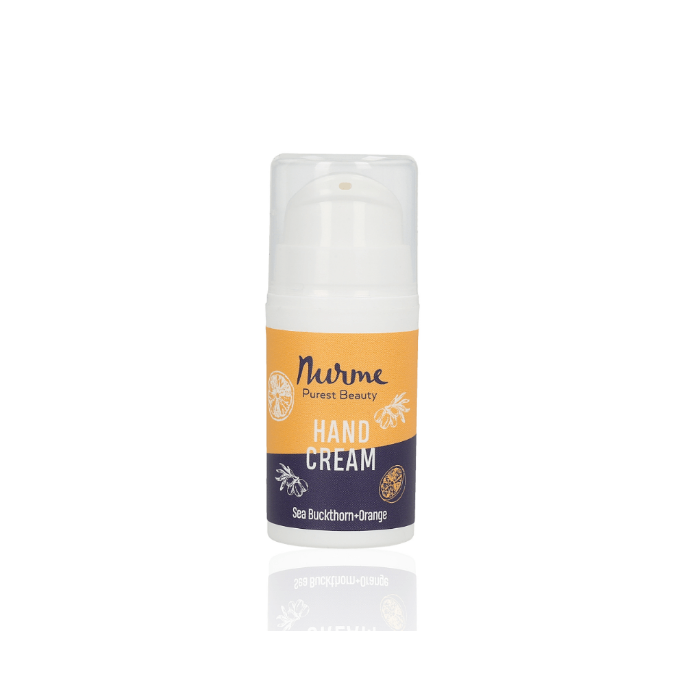 nurme hand cream sea buchthorn