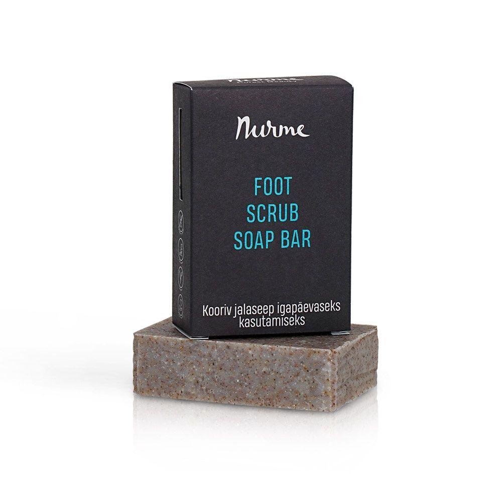 Nurme foot scrub soap bar