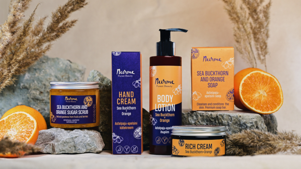 12 years of Nurme natural cosmetics