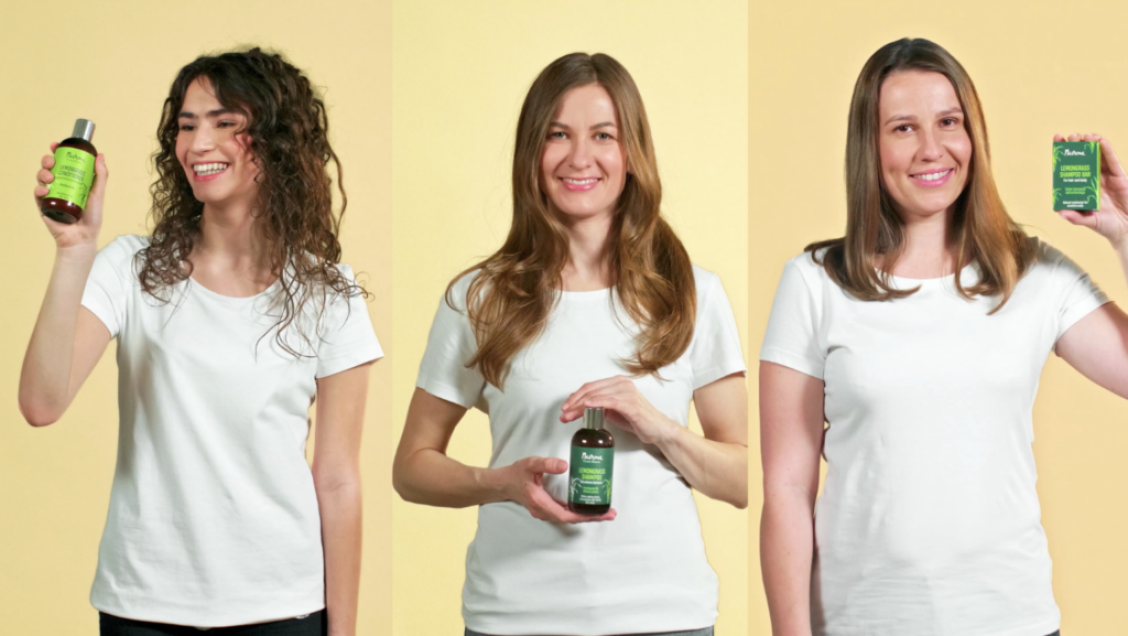 3 reasons why we love Nurme shampoos and conditioners