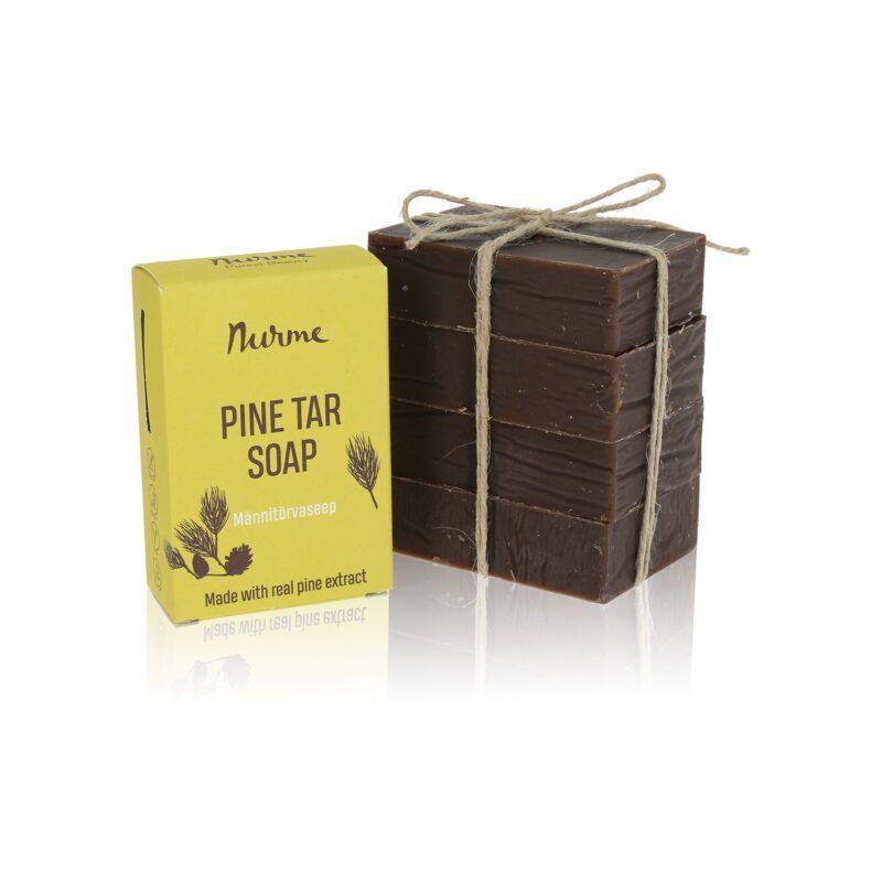 Pine Tar Soap 400g
