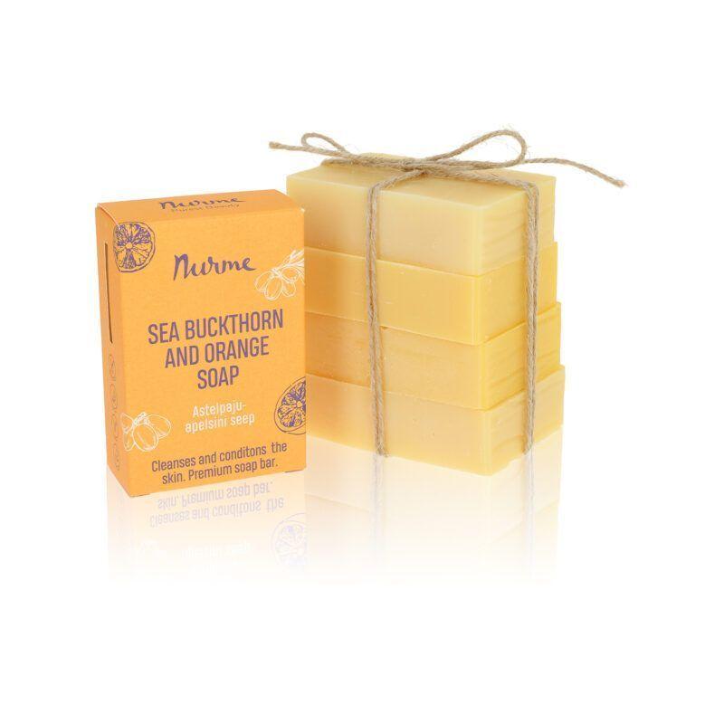 Sea buckthorn-orange soap 400g