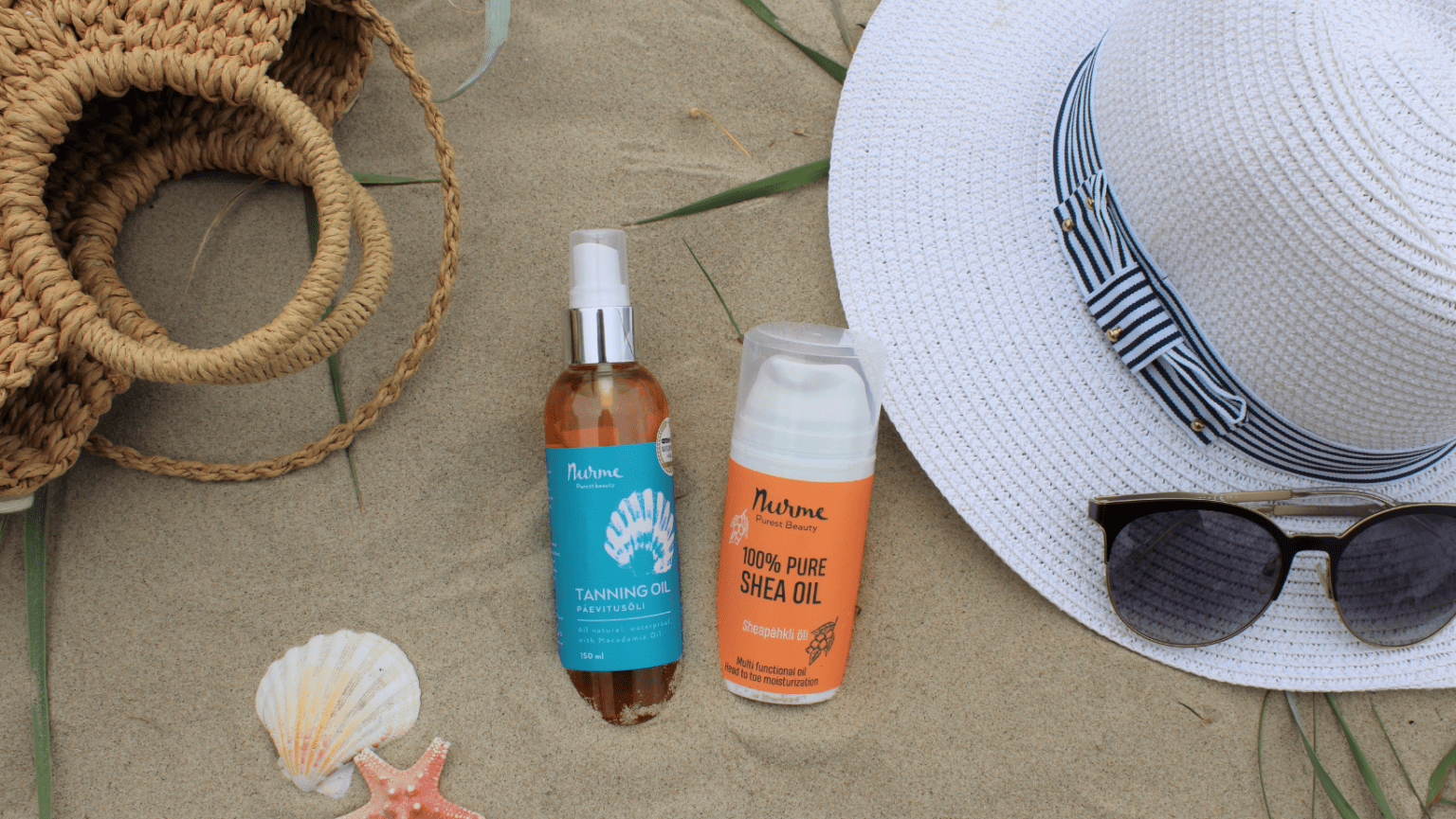 Summer products for your holiday and beach bag
