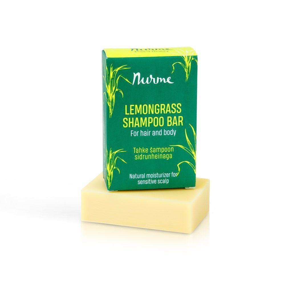 Nurme lemongrass shampoo bar