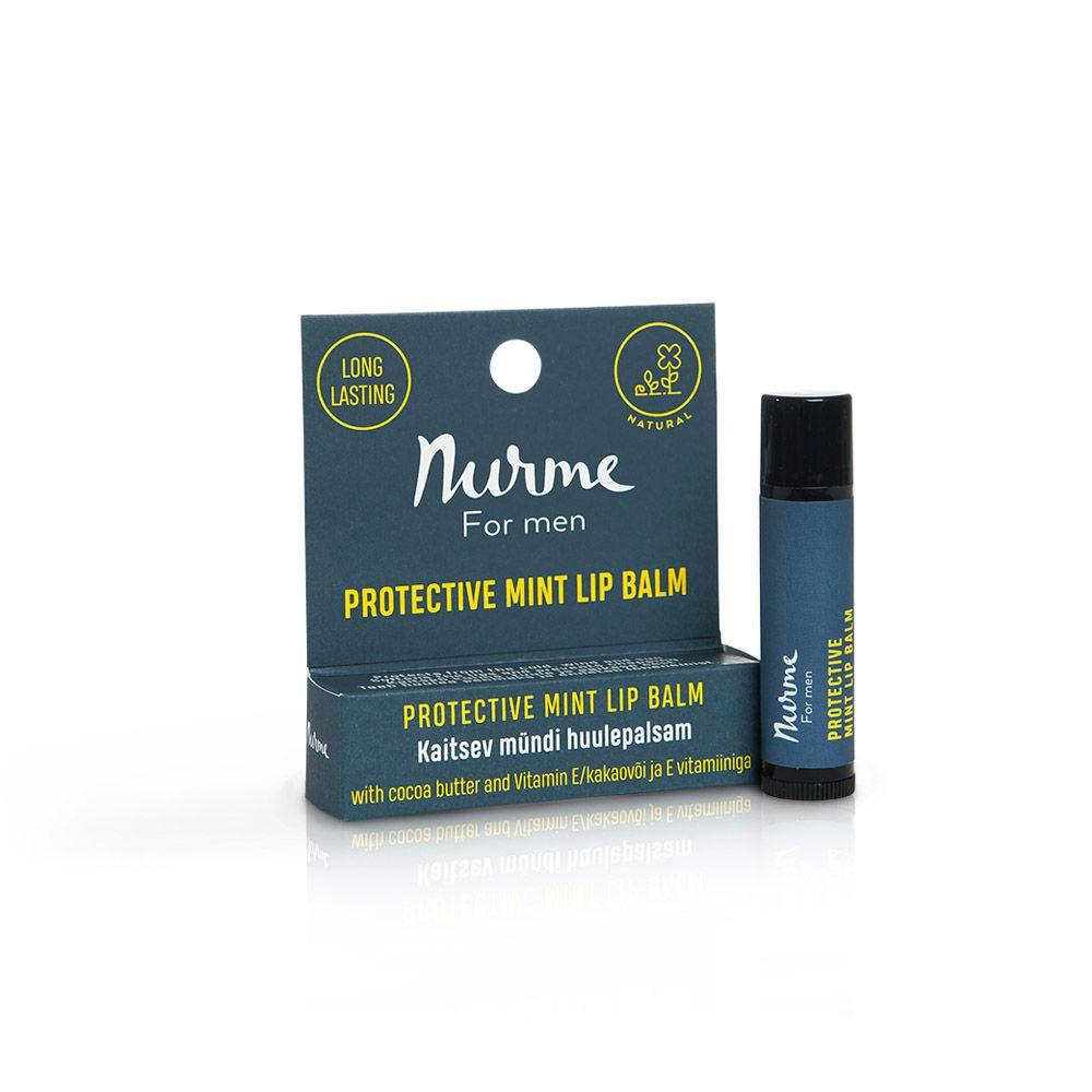 Nurme protective mint lip balm